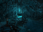 'Mystic cave'....