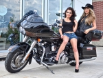 Cowgirl Bikers