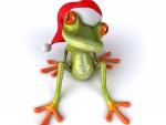 Christmas Froggie