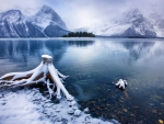 Kananaskis lake- Alberta, Canada