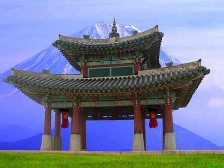 China Monument - china monument