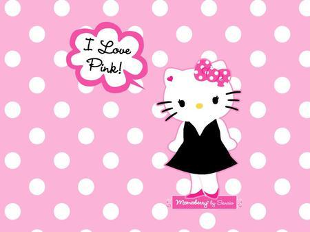 Hello Kitty - Hello Kitty u0026 Anime Background Wallpapers on Desktop