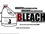 GREATER BLEACHING ACTION