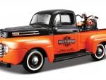 Harley Davidson Shop Truck