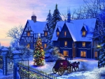 Coming Home for Christmas