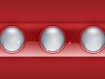 Red Portholes f