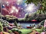 Peaceful Celebration F2