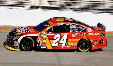 #24 Jeff Gordon's Car 1 - Auto Racing & Sports Background ...