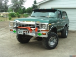 Ford Bronco 1979