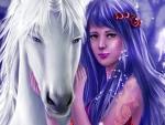 Unicorn Stallion