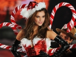 Barbara Palvin Christmas 2014