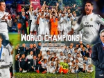 REAL MADRID WORLD CHAMPIONS 2014