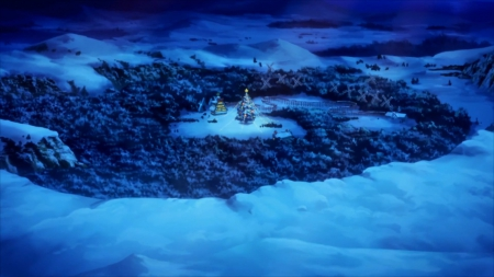 Winter Wonderland - Other & Anime Background Wallpapers on ...