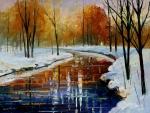 Beautiful nature_Winter