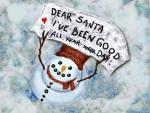 Dear Santa !