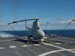 MQ-8B unmanned aircraft