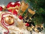 A toast to Christmas