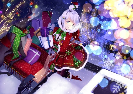 Merry Christmas - Other & Anime Background Wallpapers on ...