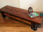 warehouse cart now coffee table not for sale