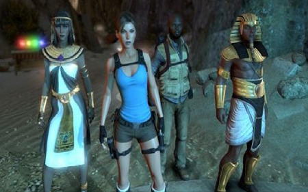 Tomb Raiders - tomb, temple, osiris, raider, player, multi
