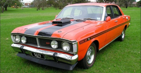Ford Xy  Gt Ho Phase Iii Falcon