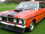 1972 Ford XY 351 GT-HO Phase III Falcon
