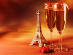 A toast to paris ♥