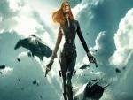 "Scarlett Johansson in ""Captain America"""