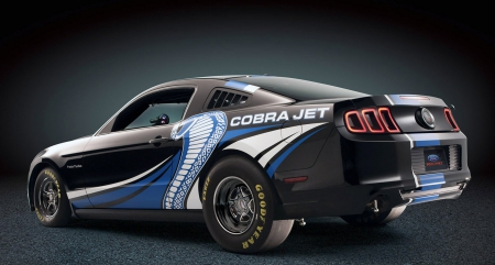 2013 Ford Mustang Cobra Jet - Ford & Cars Background Wallpapers on ...