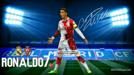 CRISTIANO RONALDO WALLPAPER - cr7, ronaldo wallpaper, CRISTIANO RONALDO, real madrid, nike, ronaldo, real madrid wallpaper