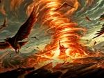 Fire Spout