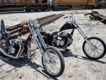 Old Skool Honda Choppers
