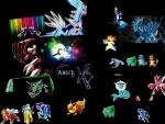 pokemon neon walpaper