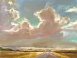 To Befriend Eternity-Susan Pitcairn pastel