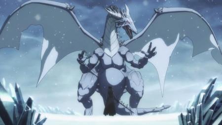 Ice Dragon Other Anime Background Wallpapers On Desktop Nexus Image 1908198