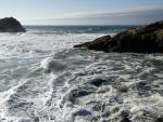 At the Edge of the Western Sea, III
