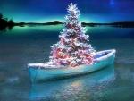 ★Xmas & New Year in Boat★