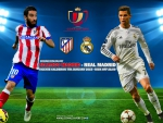 ATLETICO MADRID - REAL MADRID COPA DEL REY