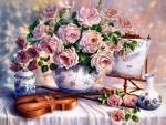 Violin Lesson F