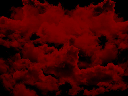 red steppe clouds - photo #44