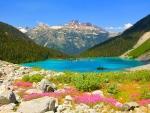 Joffre Upper Lake, Canada