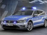 2015 Volkswagen Passat GTE Police Car