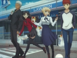 Fate Stay Shopping
