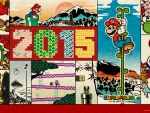 Nintendo 2015 New Year