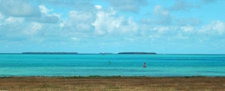 Panoramic Ocean View At Key West Florida Oceans Nature