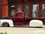 1949 Lowriding Chevy