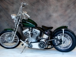 Old Skool Harley
