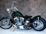 Old Skool Harley