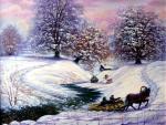 Winter Sleighride