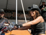 Sturgis Cowgirl